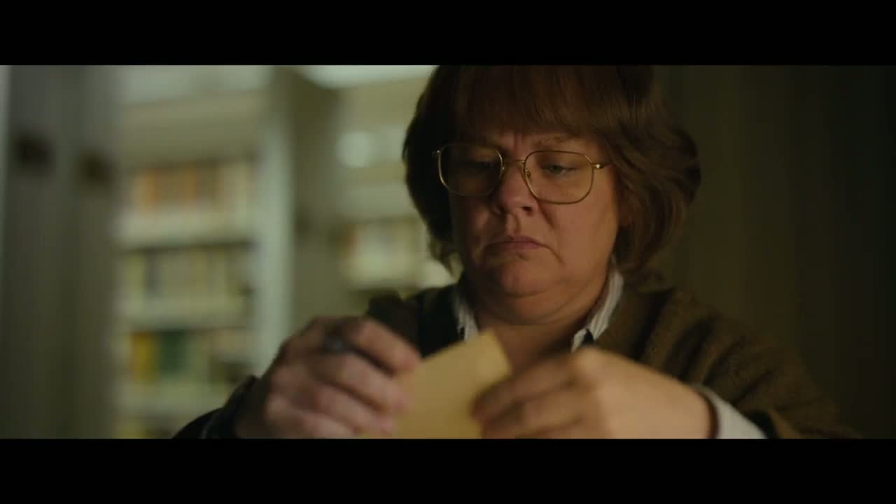 Can You Ever Forgive Me? 2018 Online Subtitrat
